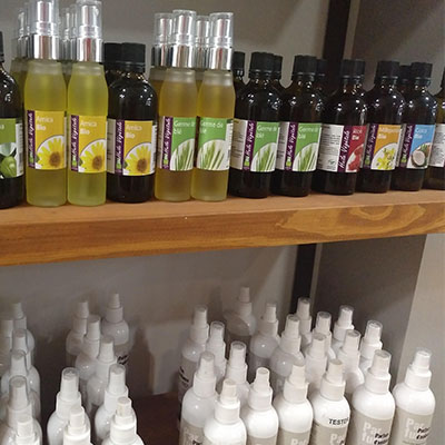 Son muchas los usos de los aceites vegetales