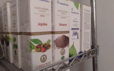 Los aceites vegetales más utilizados para la piel