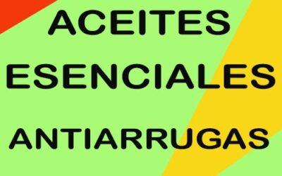 Los nueve mejores ACEITES ESENCIALES ANTIARRUGAS